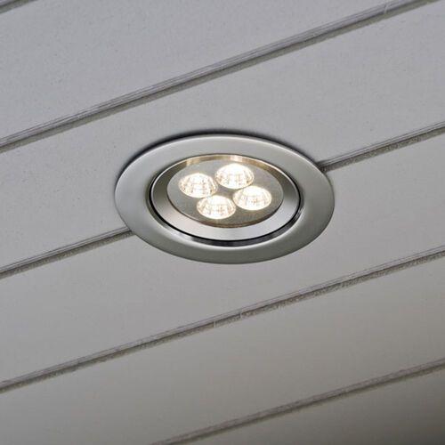 Konstsmide oprawa wpuszczana w podłogę LED Aluminium, 4-punktowe - Nowoczesny - Obszar zewnętrzny - Konstsmide - Czas dostawy: od 8-12 dni roboczych