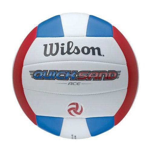 Piłka do siatkówki  quicksand ace vb rwb 4893 marki Wilson