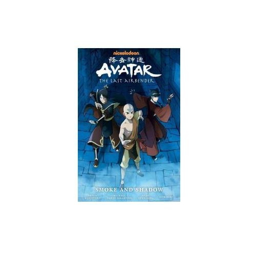 Avatar: The Last Airbender--Smoke and Shadow Library Edition (9781506700137)
