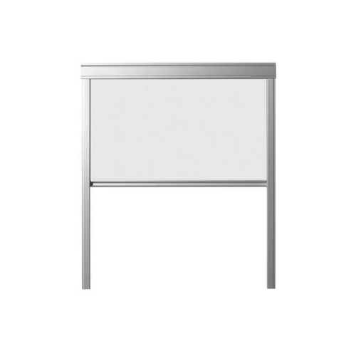 Contrio Roleta zaciemniająca dur m8a 4208 biała 78 x 140 cm (5707275100934)