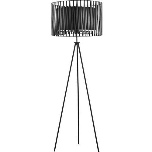 Lampa podłogowa harmony black 1xe27/60w/230v marki Tk lighting