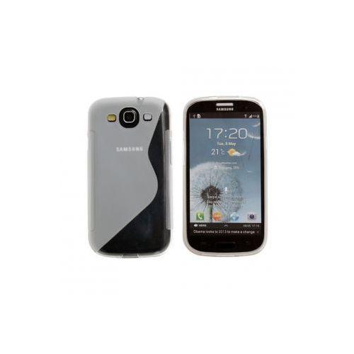 ADVANCED ACCESSORIES Etui S-Line GEL dedykowane do Samsung Galaxy S3 - białe Odbiór osobisty w ponad 40 miastach lub kurier 24h - produkt z kategorii- Futerały i pokrowce do telefonów
