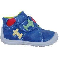 botki chłopięce orson 25 niebieskie marki Protetika