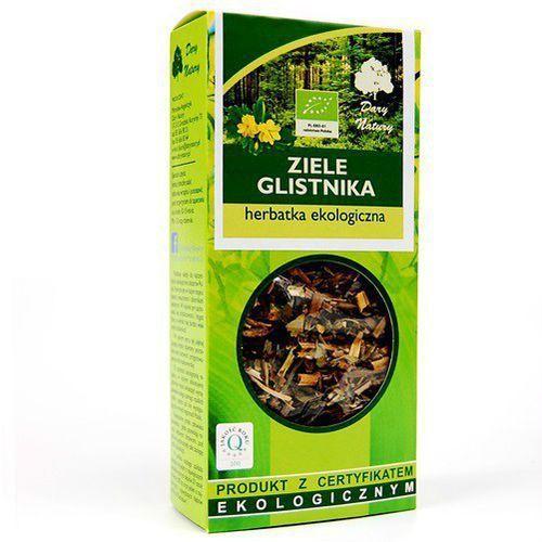 Dary natury - herbatki bio Herbatka ziele glistnika bio 50 g herbata dary natury