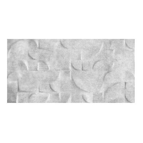 Ceramstic Dekor odys metro 60 x 30 cm jasnoszary 1,44 m2