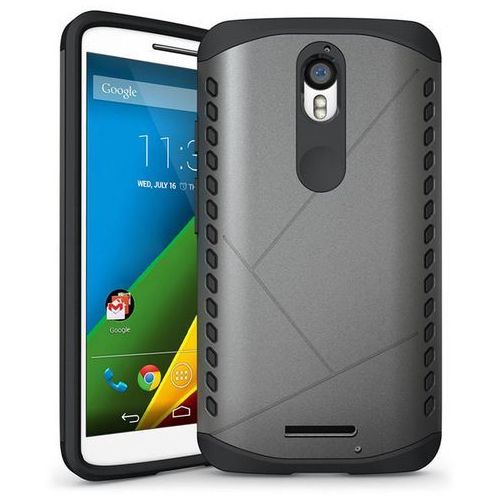Tech-Protect Combat Gray | Obudowa dla Lenovo Moto X Force (99996987)