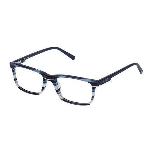 Okulary korekcyjne vsj646 07p4 marki Sting