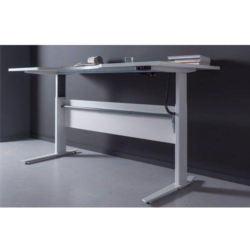 PRIMA podstawa do biurka z elektryczną regulacją wysokości blatu - biały, 8044849