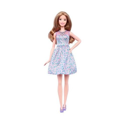 dvx75 fashionistas 53 lovely in lilac tall lalka 3+ marki Barbie