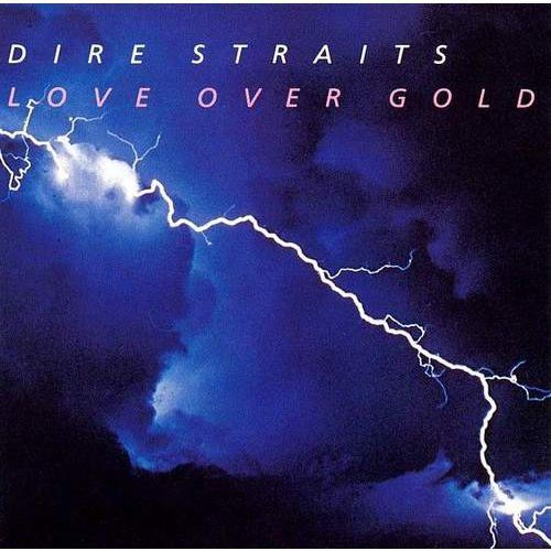 Universal music polska Dire straits - love over gold (cd) (0042280008826)