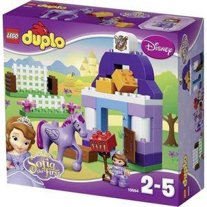 Lego Duplo Jej Wysokość Zosia Królewska Stajnia 10594