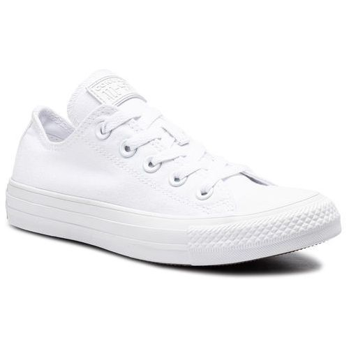 Trampki CONVERSE - Ct As Sp Ox 1U647 White Monoch, w 6 rozmiarach