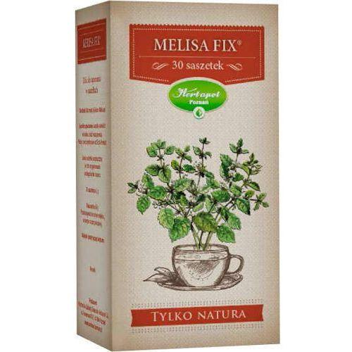 Melisa fix tylko natura x 30 saszetek marki Herbapol poznań