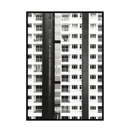 Obraz biały blok 70 x 100 cm marki Knor