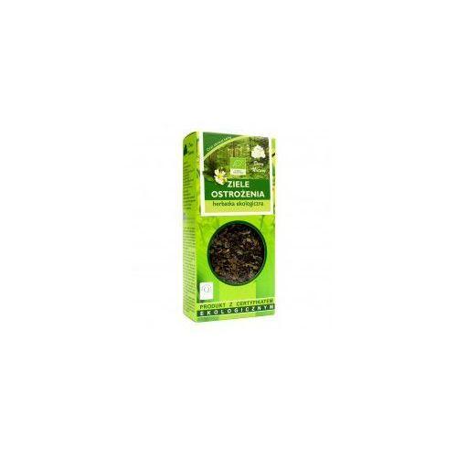 Herbatka z Ziele Ostrożenia BIO 25 g Herbata Dary Natury