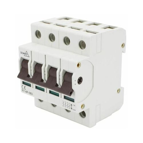 Bemko rozłącznik izolacyjny 4p 100a a10-r7-4p-100