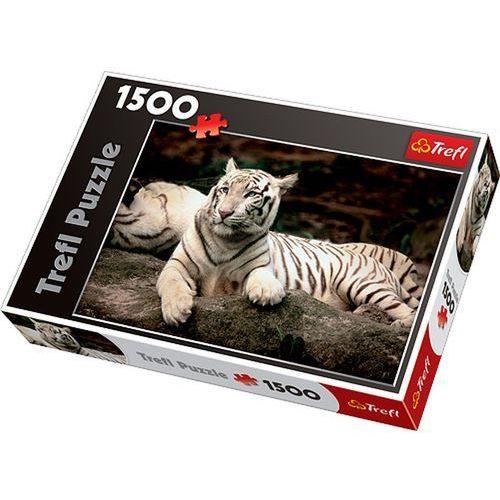 Puzzle 1500 Tygrys bengalski