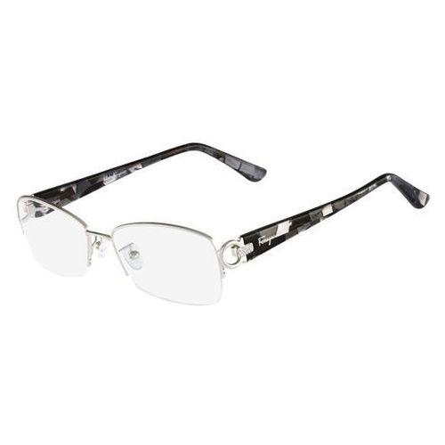 Salvatore ferragamo Okulary korekcyjne  sf 2104r 045