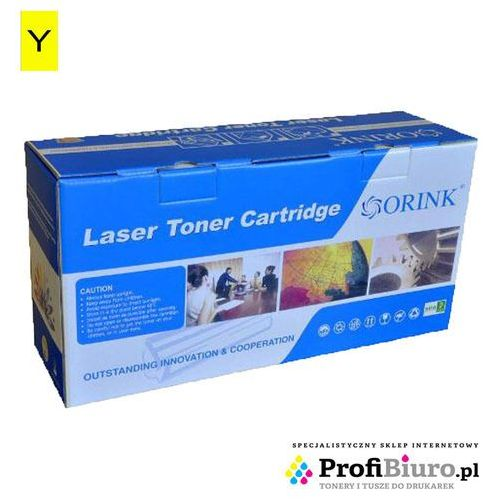 Toner LHCE402A-OR Yellow do drukarek HP (Zamiennik HP 507A / CE402A) [6k]