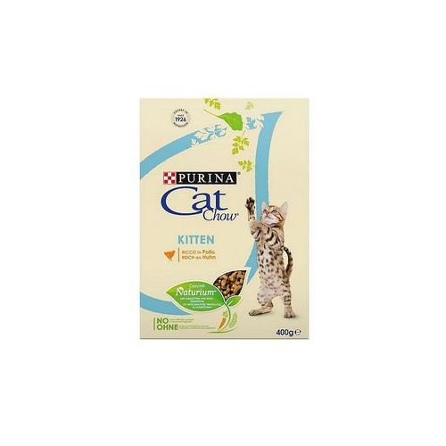 Purina  cat chow kitten chicken 400 g (5997204513960)