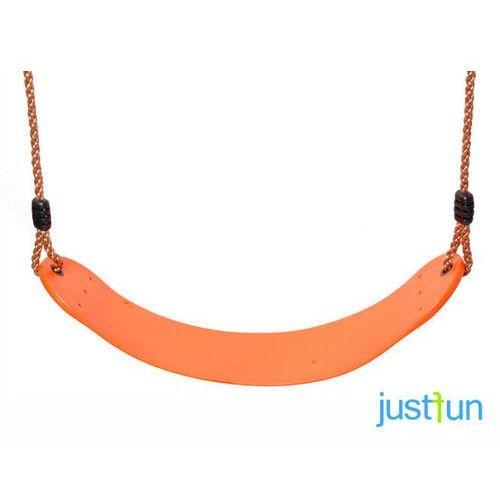 Huśtawka elastyczna eco - pomarańczowy marki Just fun