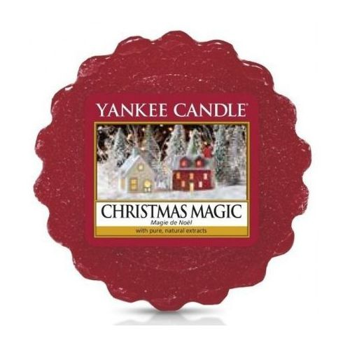 Yankee Candle Classic Wax - Christmas Magic Wosk zapachowy 22g