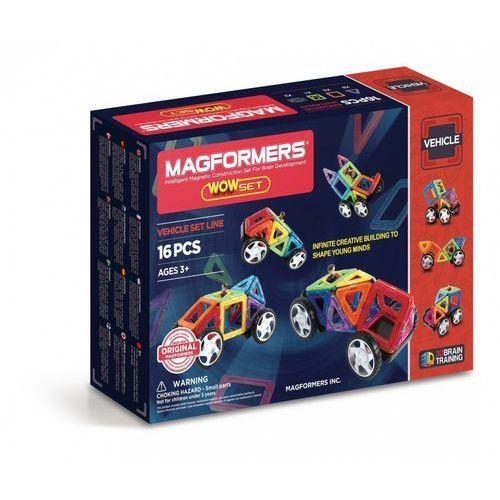 Klocki Magformers Wow Set 16