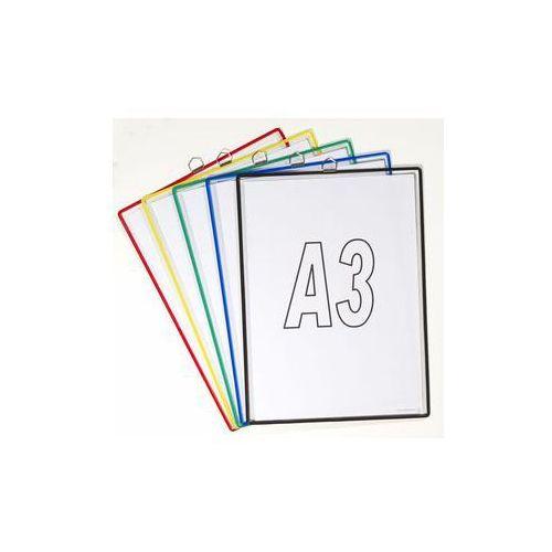 Zawieszane okładki przezroczyste,do formatu DIN A3