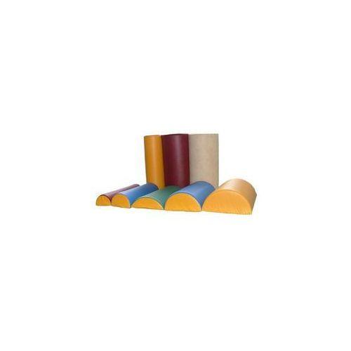 Półwałki rehabilitacyjne, wymiary: 32x25x7 marki Juventas