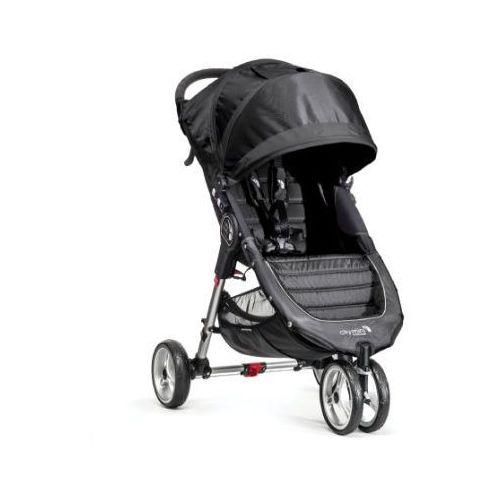Baby jogger wózek spacerowy city mini 3-kołowy charcoal marki Babyjogger