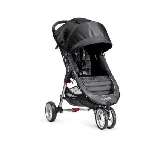 Baby jogger wózek spacerowy city mini 3-kołowy charcoal