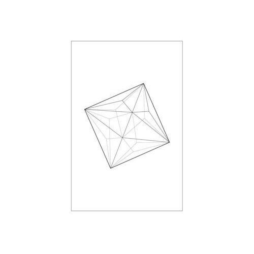 Obraz na pilśni FIGURA GEOMETRYCZNA 50 x 70 cm (5903011101689)
