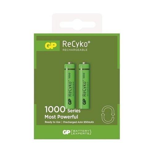 GP Recyko+ New R03/AAA 1000mAh Series B2, 07898