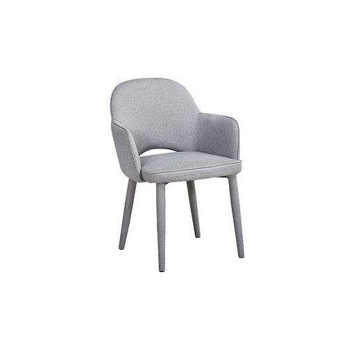 Krzesło metalowe SIGNAL ROBIN szary LOFT