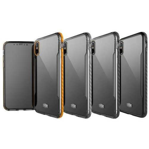 X-Doria Fense - Etui iPhone X (Black), kolor czarny