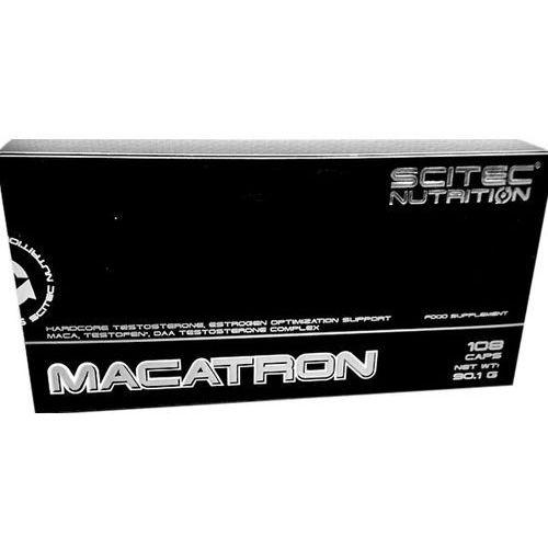 Macatron, jeszcze skuteczniejszy w działaniu 18 kaps.