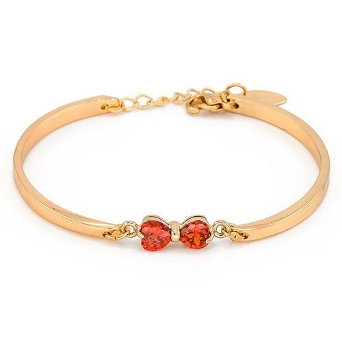 Bransoletka delicate red - red marki Cloe