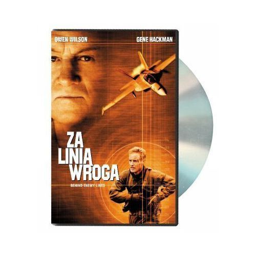 Za linią wroga (DVD) - John Moore. DARMOWA DOSTAWA DO KIOSKU RUCHU OD 24,99ZŁ