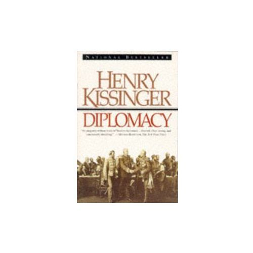 diplomacy by henry essay The word of diplomacy is derived from the greek diploma the definition of diplomacy politics essay definition of henry kissinger: diplomacy is adapting.