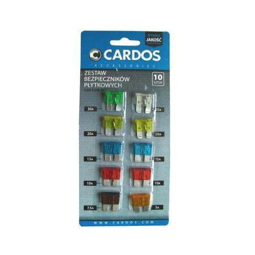 Bezpieczniki Płytkowe AA301S Cardos