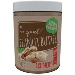 so good peanut butter crunchy - 900g marki Fa nutrition