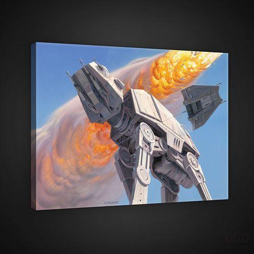Obraz star wars at-at walkers (episode 5) ppd1146o4 marki Consalnet