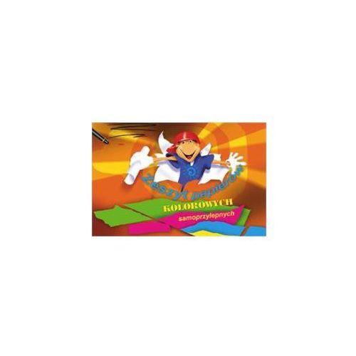 Blok biurowy Bertus Zeszyt papierów kolorowych 25 kartek KRESKA Darmowy odbiór w 19 miastach!, P01040000006