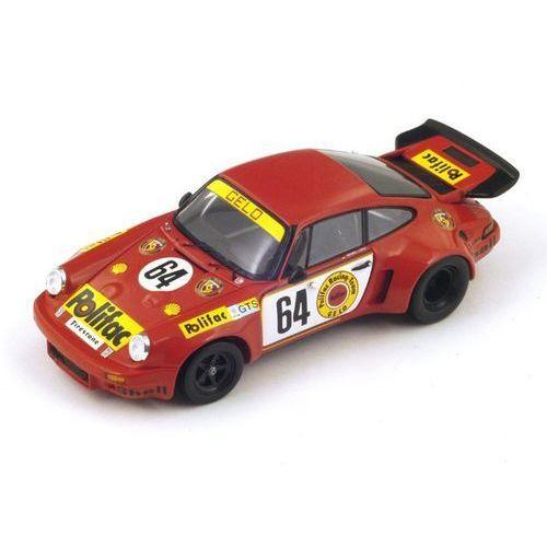 Model SPARK Porsche Carrera RSR #64 G. Loos + DARMOWY TRANSPORT! z kategorii osobowe