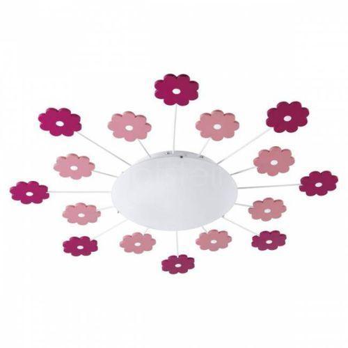 Eglo VIKI 1 lampa sufitowa Różowy - - Obszar wewnętrzny - 1 - Czas dostawy: od 8-12 dni roboczych