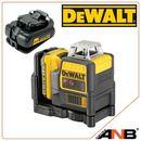 Dce0811d1r laser liniowy czerwony + adapter gratis!! marki Dewalt