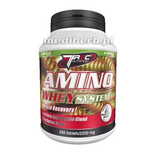 Trec nutrition Trec amino whey system - 250 tabl