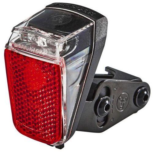 Trelock LS 633 DUO TOP Oświetlenie czarny 2018 Lampki tylne na dynamo (4016167046870)