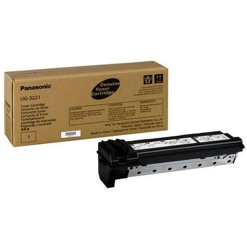 Panasonic Wyprzedaż oryginał toner do faksów uf-490/4100 | 6 000 str. | czarny black, brak pudełka i airbaga
