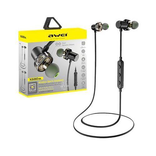 Słuchawki - Awei X680BL - Black